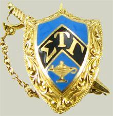 Sigma Tau Gamma Badge Sigma Tau Gamma Badge Tau