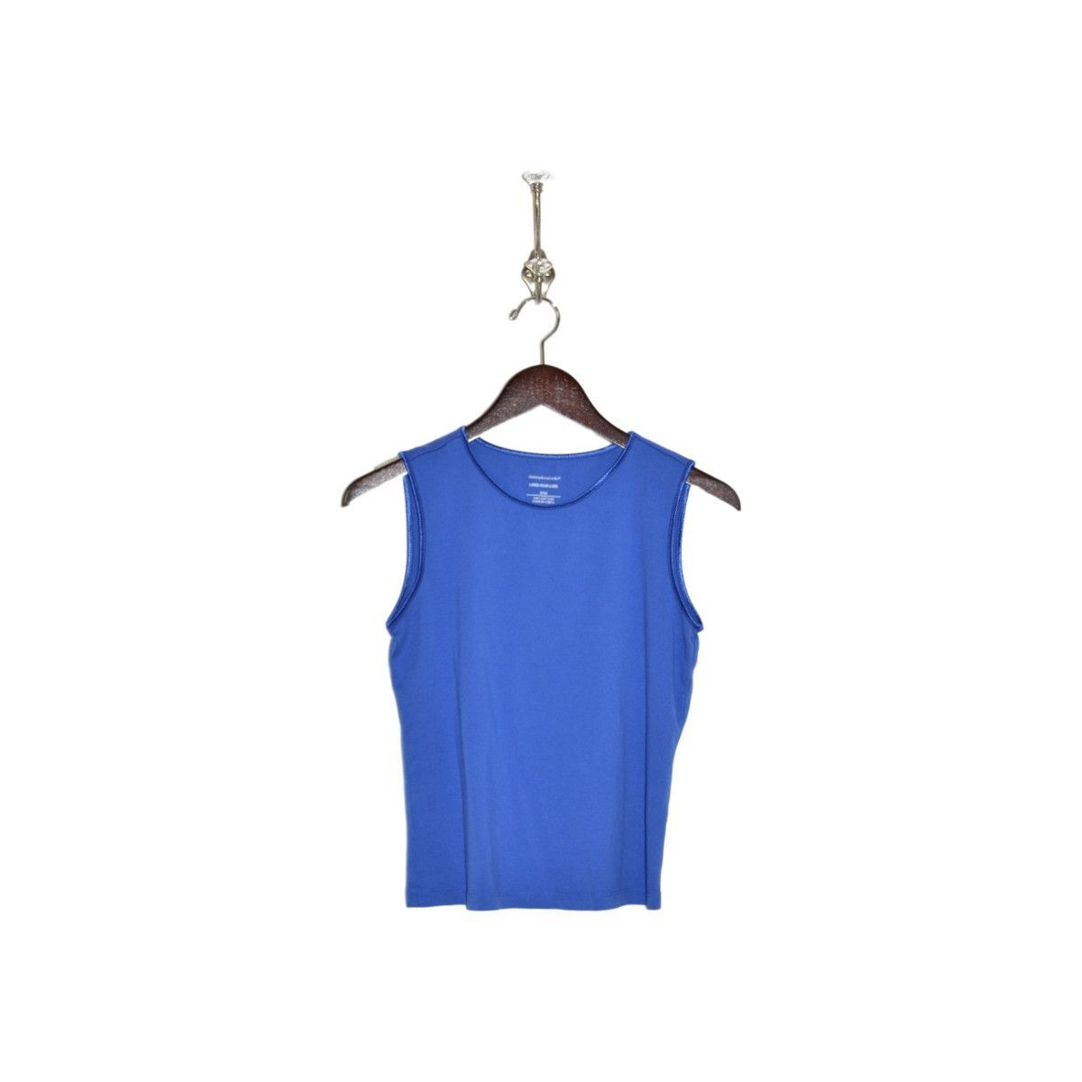 Christopher Banks Blue Tank Top