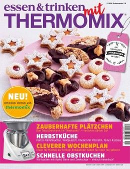 Das neue Magazin: essen & trinken mit Thermomix®
