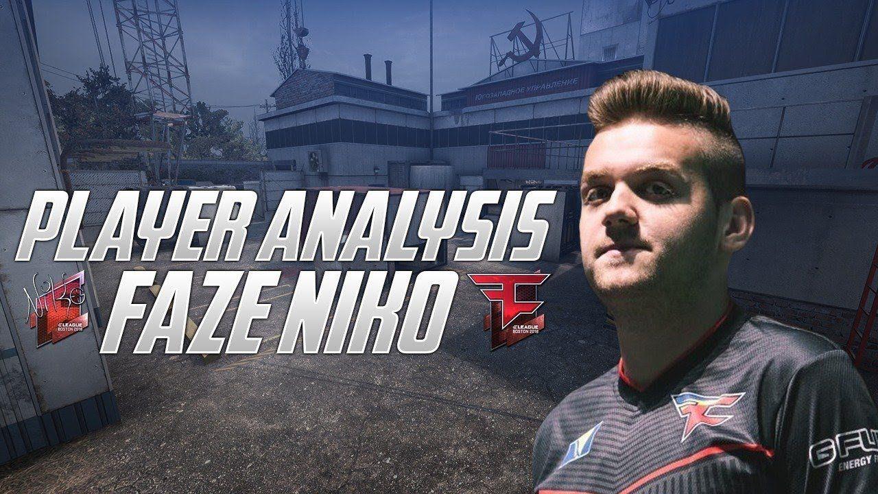 Player Analysis: Niko - FaZe Clan #games #globaloffensive #CSGO