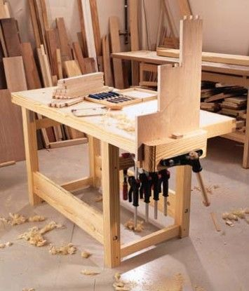 Workbench Easy Woodworking Projects Wood Projects For Kids