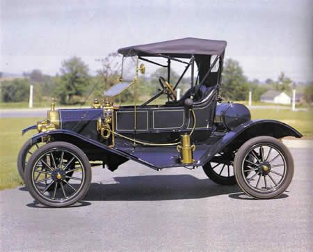 Ford T 1908 Usa Coches Clasicos Coches Antiguos Ford Modelo A