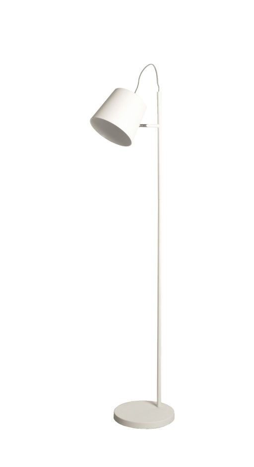 600 Zuiver Lampa Buckle Head White Zuiver Lampa Buckle Head White Srebrny 5002039 9design Pl Warszawa Lampa Podlogowa