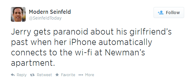Modern Seinfeld Twitter Is The Greatest Thing Ever Seinfeld Greatful Modern