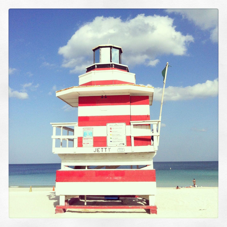 Lifeguard. Miami