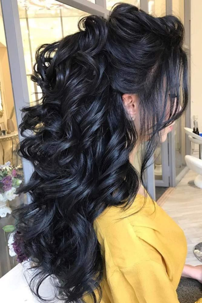 Try 42 Half Up Half Down Prom Hairstyles Down Hairstyles