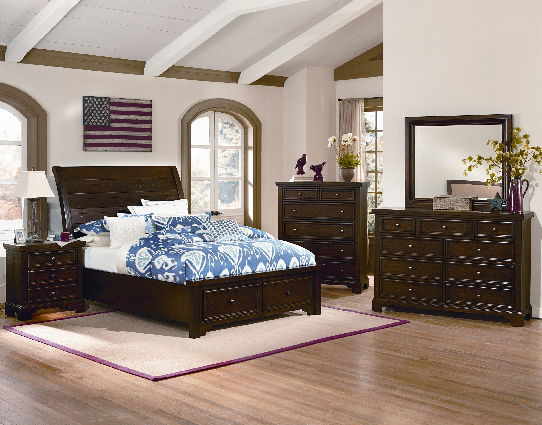 Best Vaughan Bassett Furniture S Hanover Bedroom Suite Unique Distressing And German Engineered 400 x 300