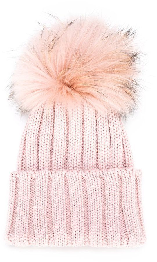 Catya Kids pom pom knitted hat  kids  hats  baby  toddler  sunhat  beanie   pompomhat  infant  girls  boys 07b7b306bc1