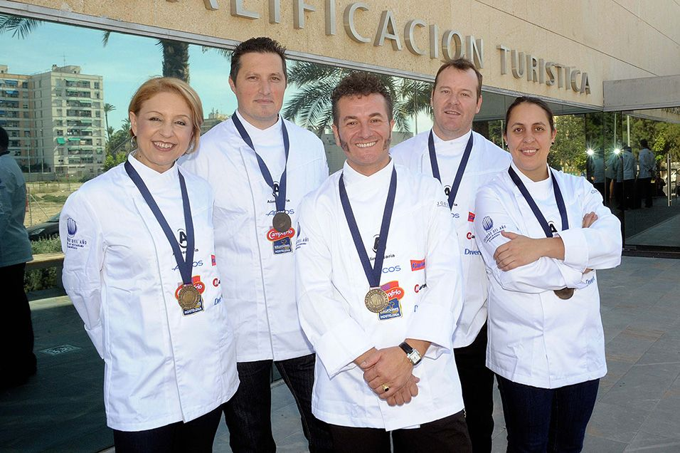 Un jurado de lujo formado por Susi Díaz, Kiko Moya, Rafa Morales, Pablo González y Beatriz Sotelo