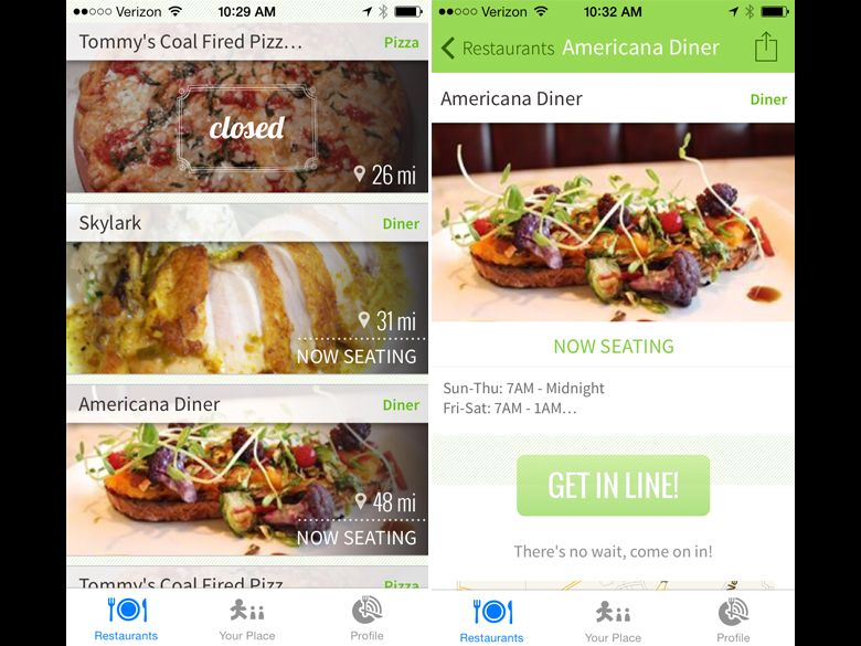 Nowait Www Findnowait The To Remotely Add Your Name Wait List At A Nearby Restaurant