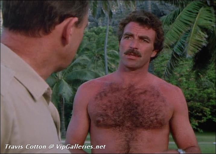 tom selleck naked pics