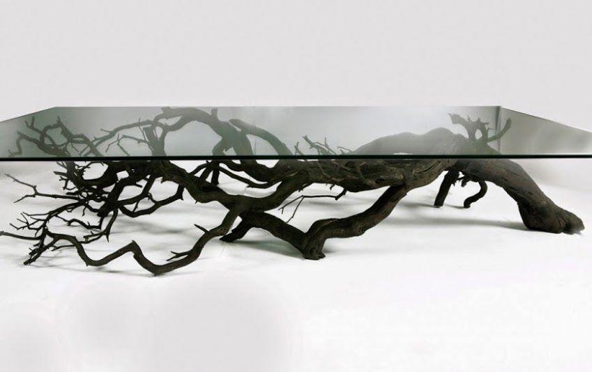 Table Arbre Design By Sebastian Errazuriz Decodesign Decoration