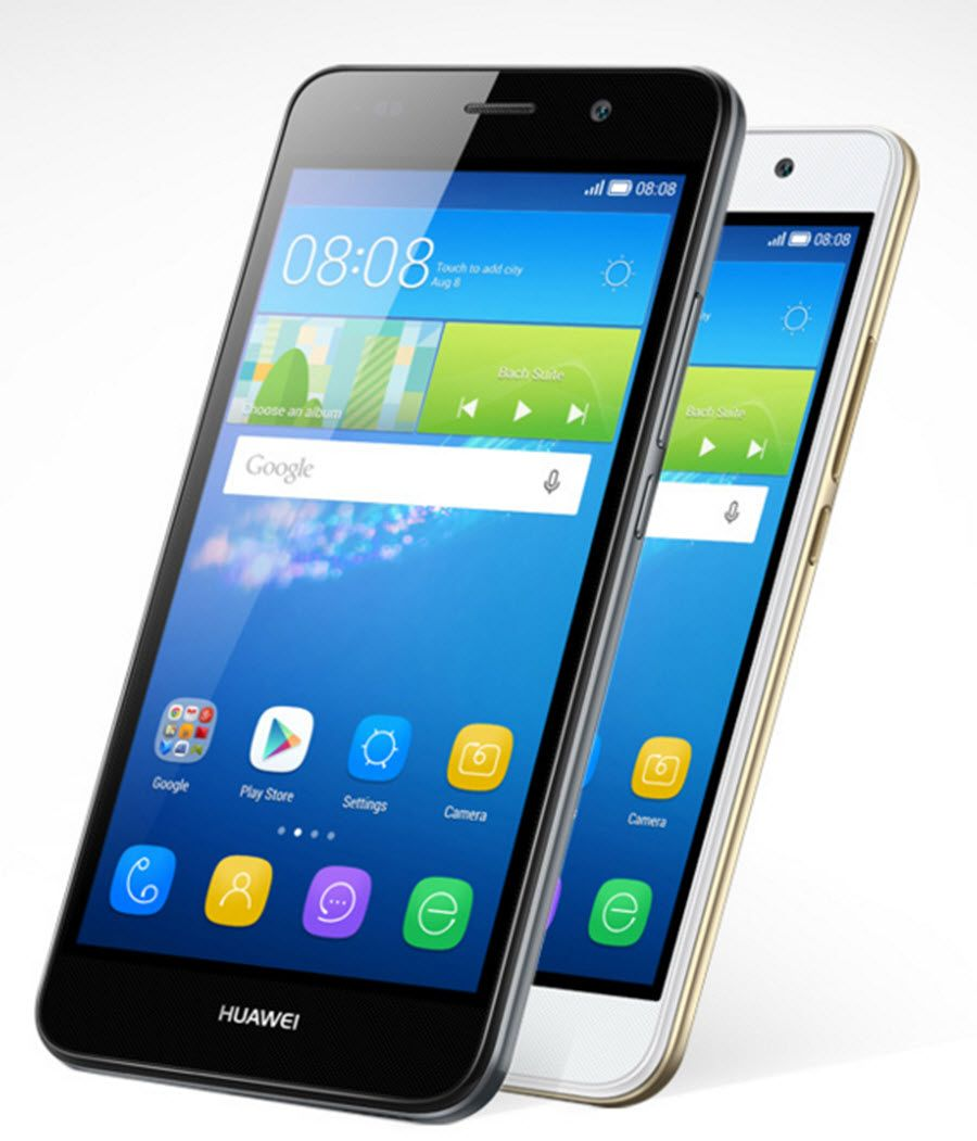 Rogers Cozying up with Huawei, Adds Entry-Level Y6 | Android