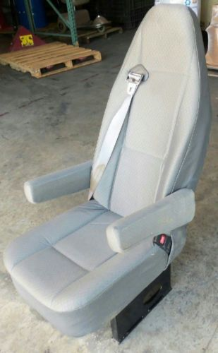 Ford E350 Cargo Van Grey Bucket Seat | E350 | Bucket seats