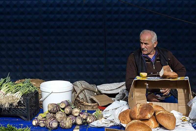 EatingAsia: In Istanbul, a Market That Brings a Taste of the Black Sea to the Big City