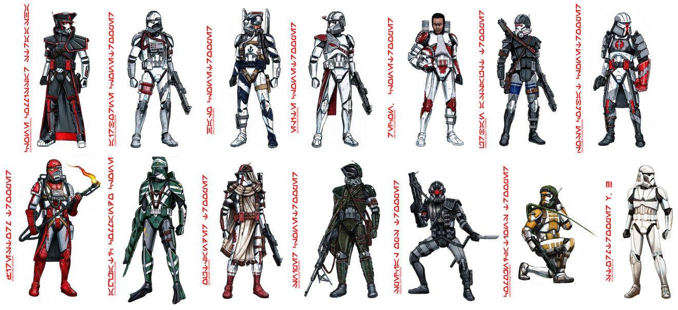 Star Wars Clonetrooper Concept By Jubjubjedi On Deviantart Star Wars Clone Wars Star Wars Trooper Star Wars Concept Art
