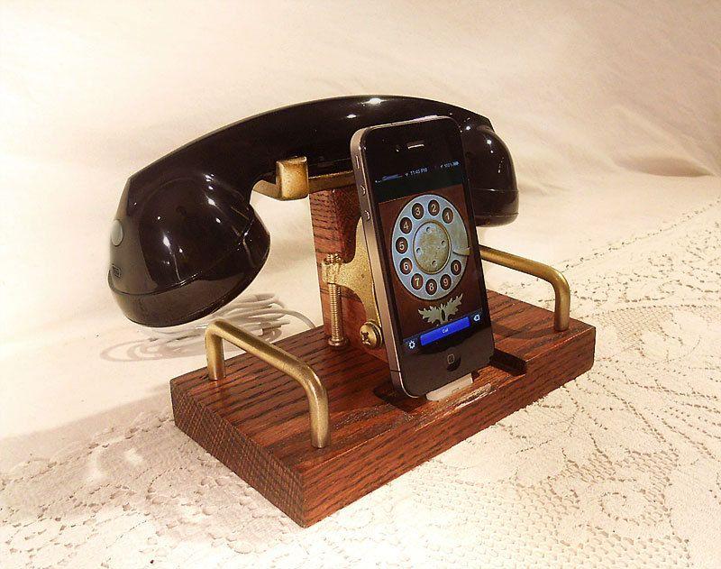 iPhone Dock - Phone - iPod Dock - Phone