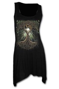 Spiral - Gothic Longtop - Oak Queen
