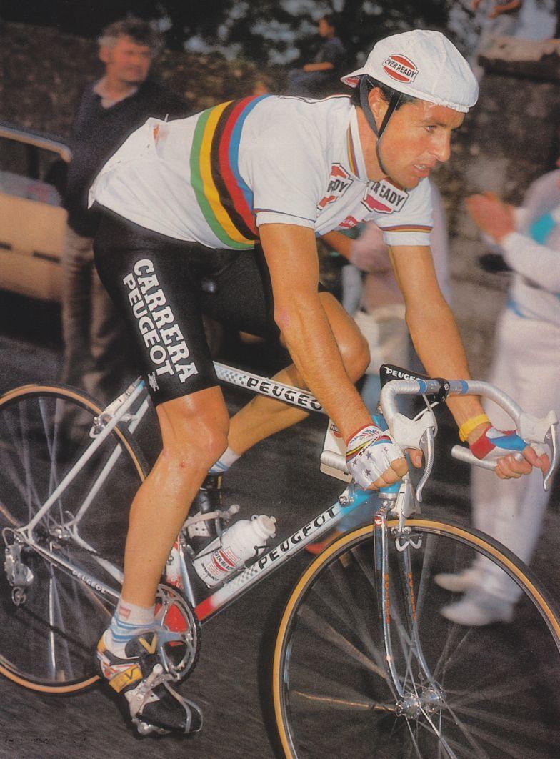 Roche - World Champion 1987