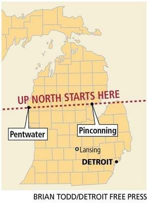 Where Does Up North Begin I Agree With This Do Not Tell Me That