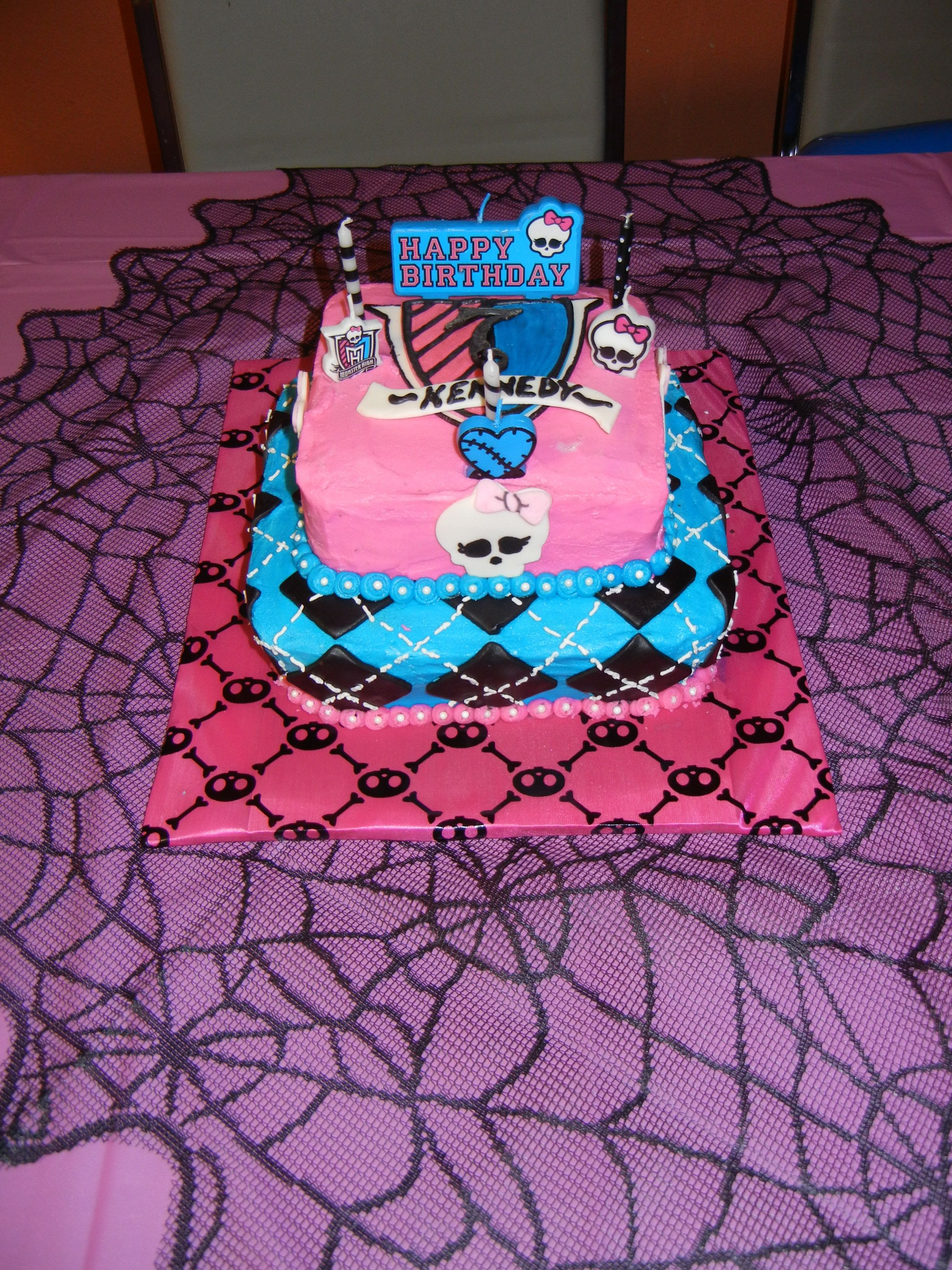 Like The Black Spider Web Tablecloth