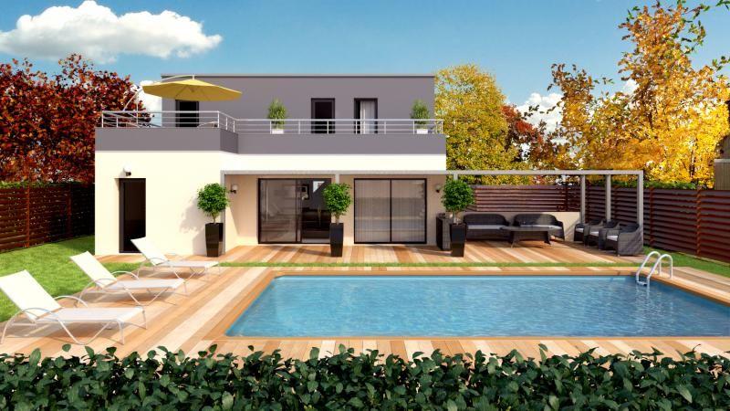 Extrêmement plans de maisons avec chambre au rez de chaussee et garage double  FY95