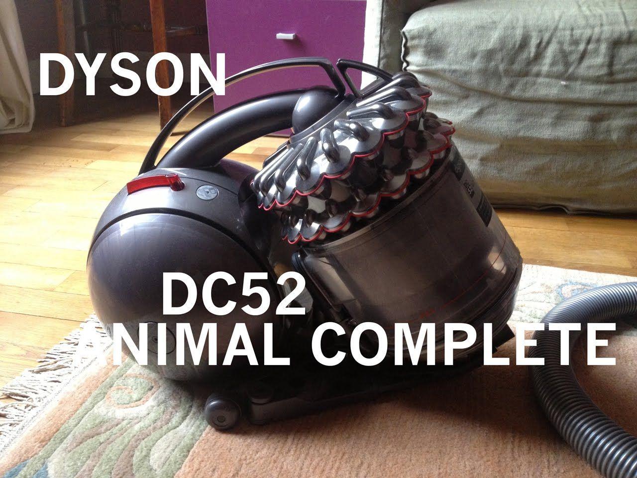 dyson dc52 animal complete aspirateur sans sac dyson. Black Bedroom Furniture Sets. Home Design Ideas