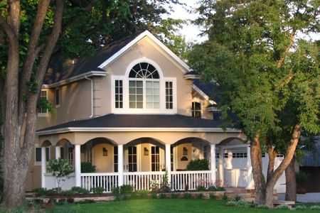Exterior Home Design Ideas | Exterior design, Porch and House