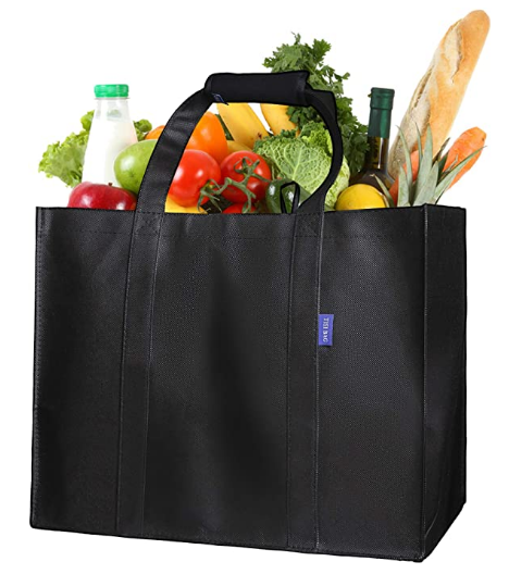 Eco Friendly Shopping Bags Reusable Shopping Tote Grocery Tote Bag Recycled Shopping Bags