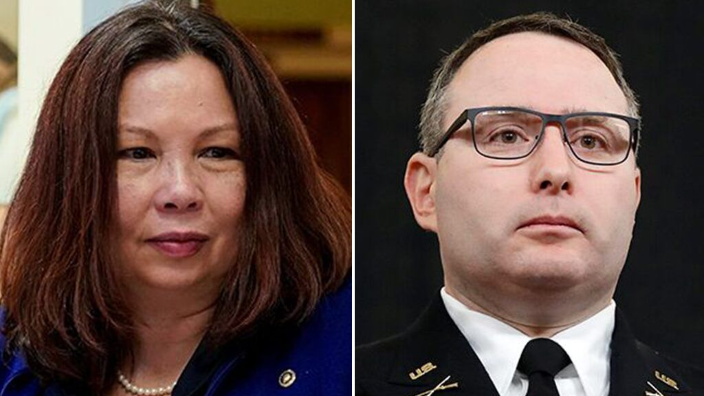 Duckworth Vows To Block Over 1 000 Military Confirmations Until Pentagon Proves Vindman Will Be Promoted In 2020 Natural Gas Companies Tammy Duckworth For God So Loved The World