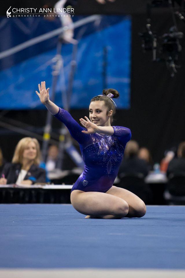 Joslyn Goings (Washington) 2017 NCAA Championships: Semifinal I (x)