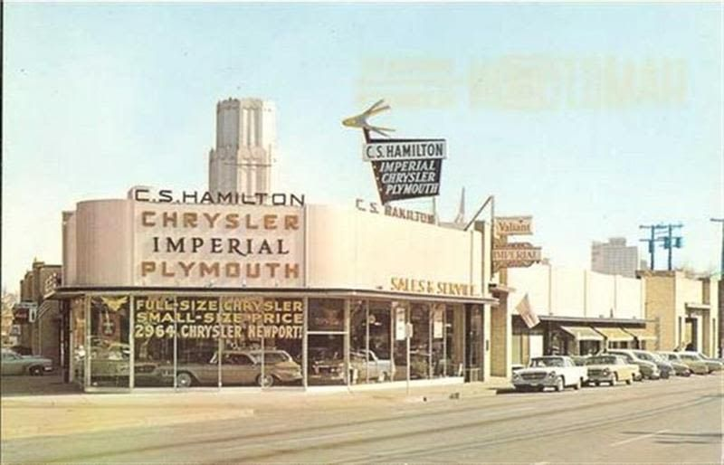 Glory Days Vintage Pre Carpocalypse Auto Dealerships Car Dealership Dealership Classic Chevy Trucks