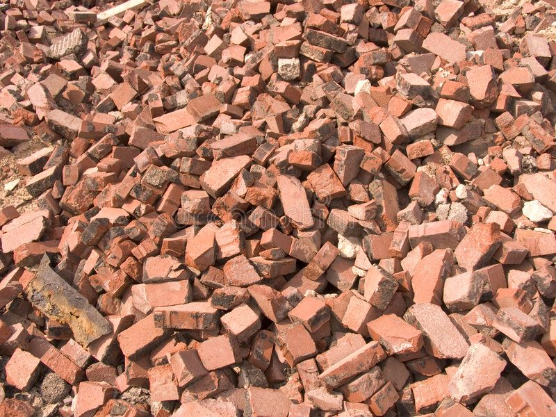 Image result for pile of bricks