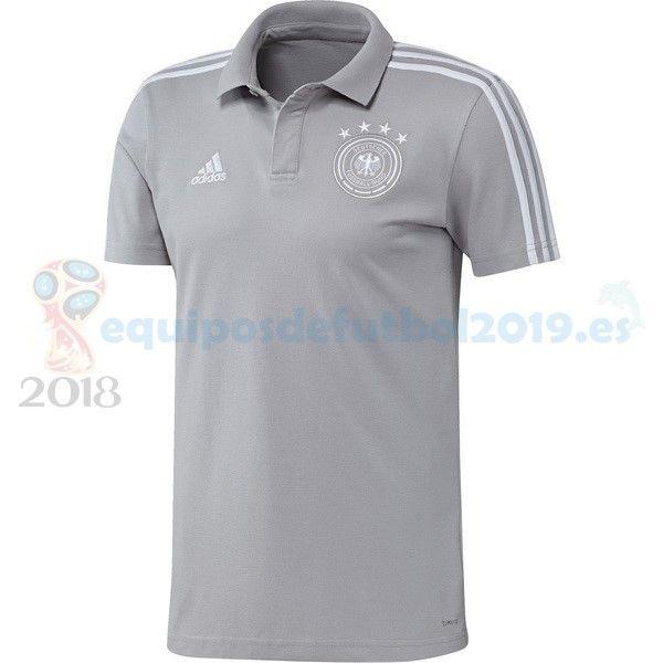 Camisetas De Futbol POLO  Equipos De Futbol Baratas 2018 - Futbol  Originales Polo Alemania 2018 9c14d87371a39