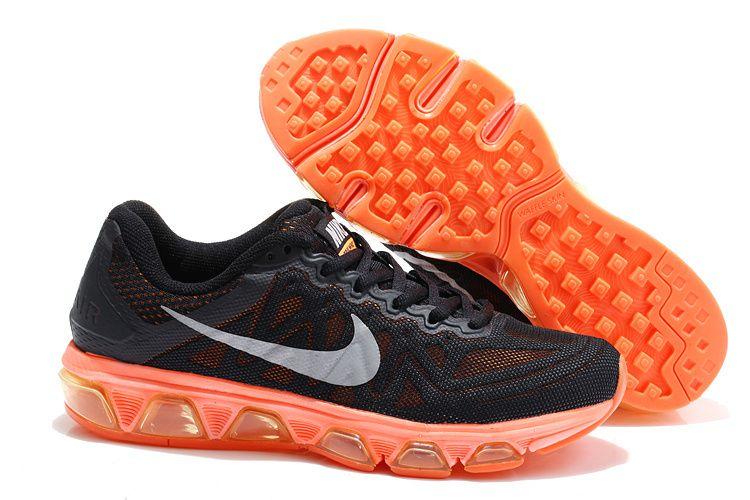 cheap for discount 531da 145be cheap nike air max tailwind 7 mens shoe black orange metallic silver 1f92c  d7ddf