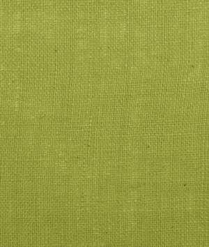 Avocado Green Burlap Fabric $3.50/YD