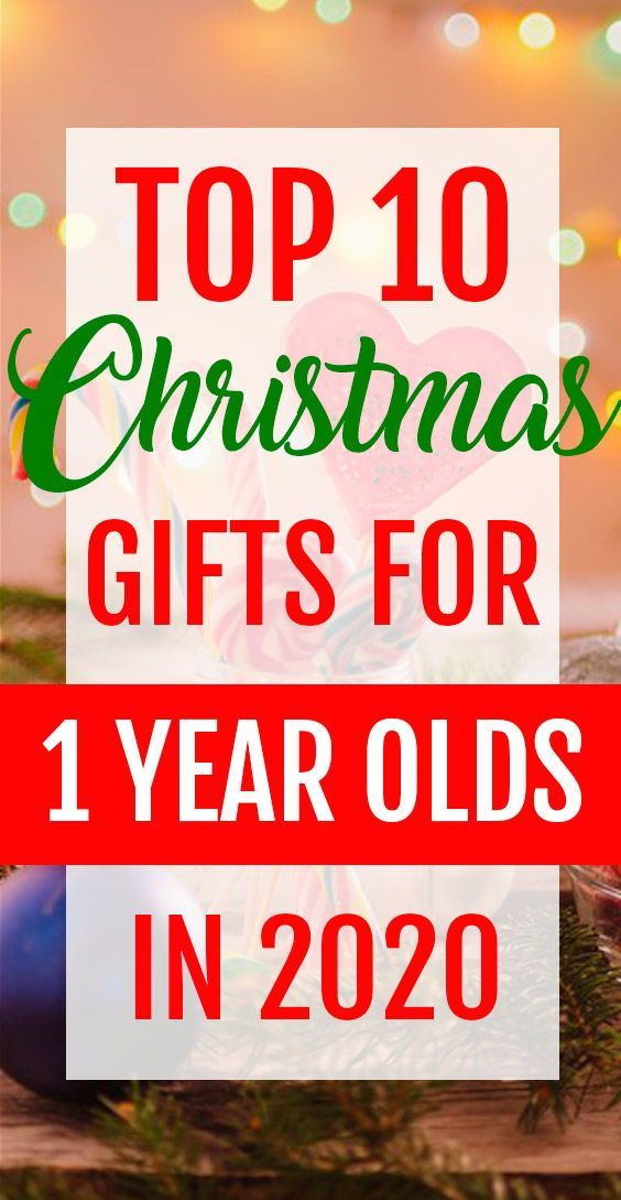 Best Christmas Gifts For 1-Year-Old - BEST GIFTS DEALS