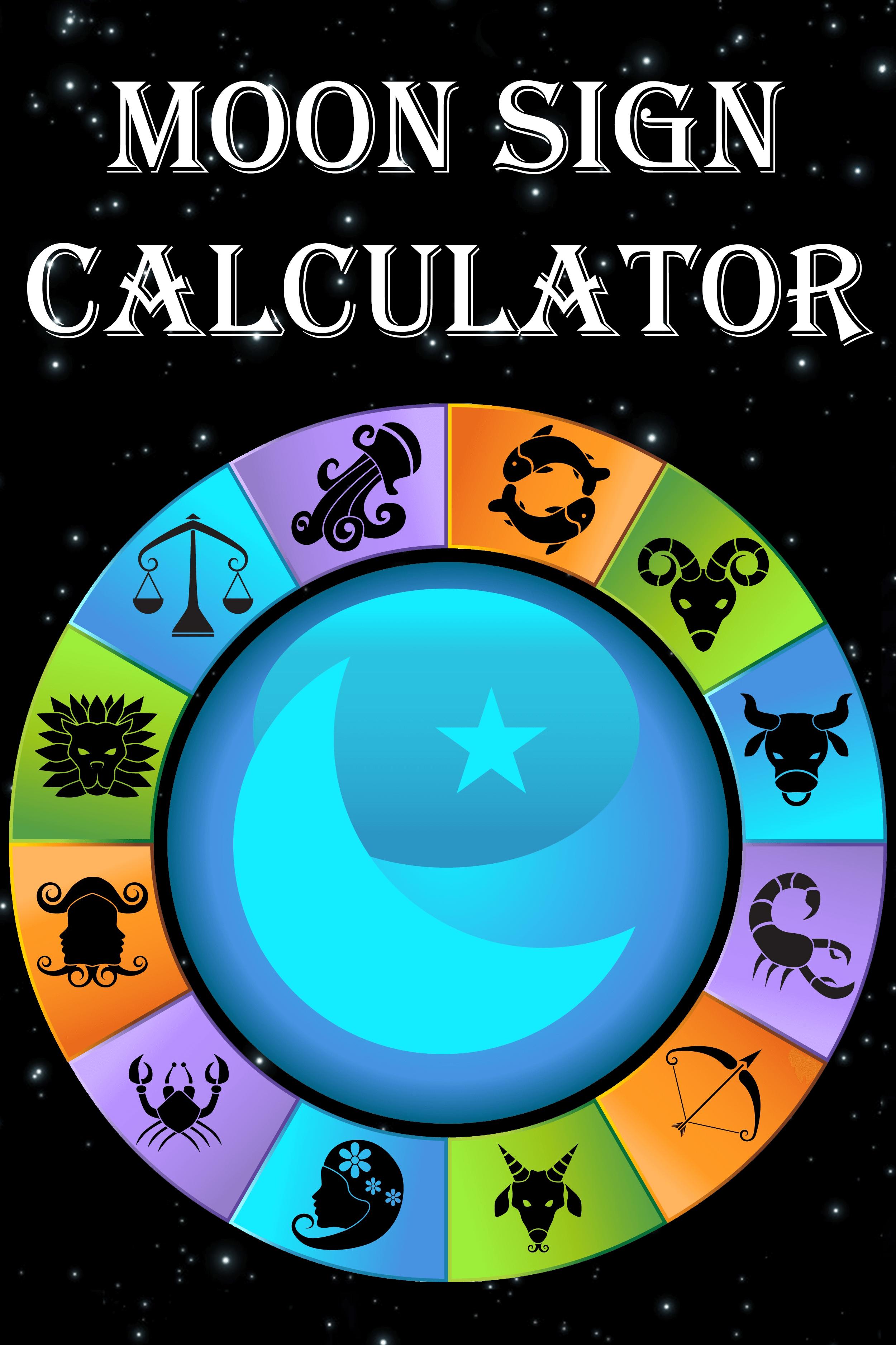 astrological moon signs calculator