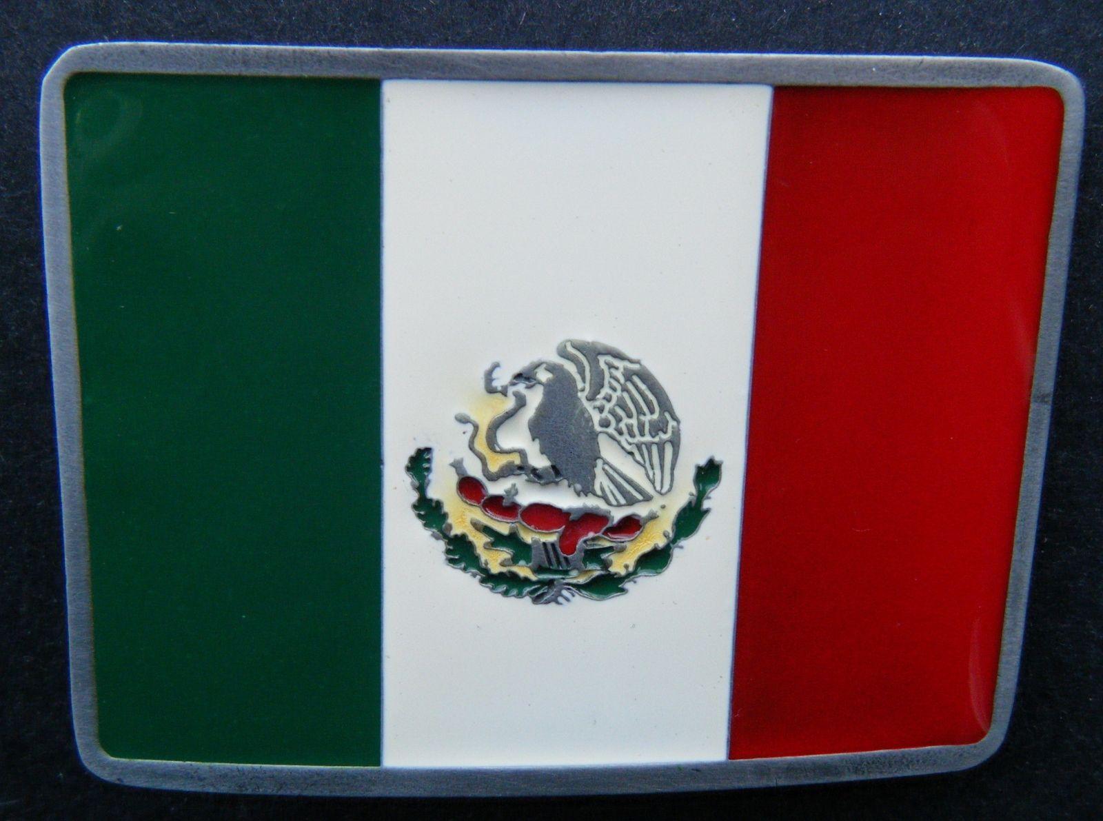 Mexican Flag Mexico City Cancun Souvenir Belt Buckles Mexico Mexicoflag Mexicobuckle Mexicoflagbeltbuckle Mexica Australian Flags National Flag Irish Flag