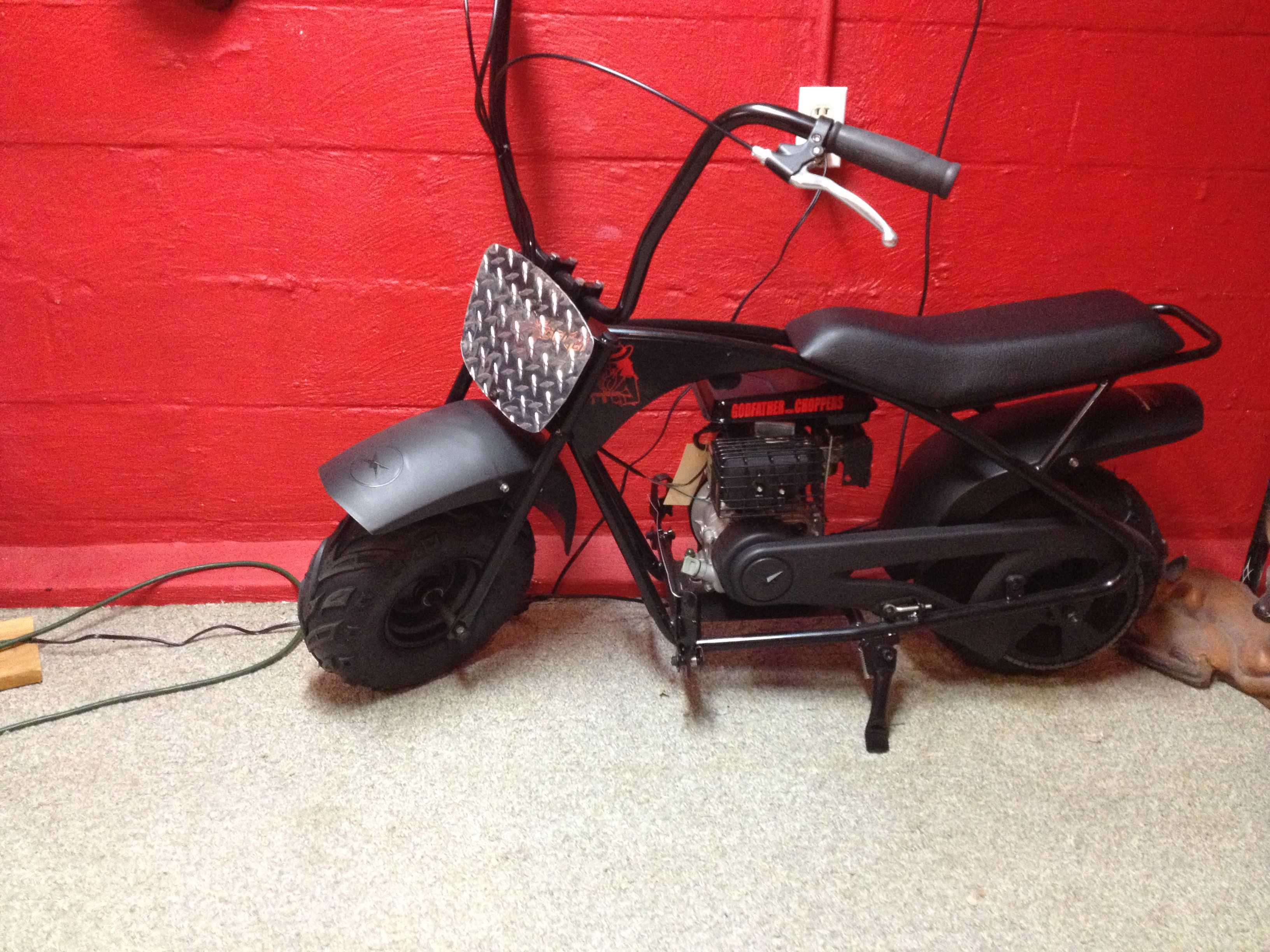 Mini Bikes For Sale New And Customized 2 5 Hp Motor 19 In Ape