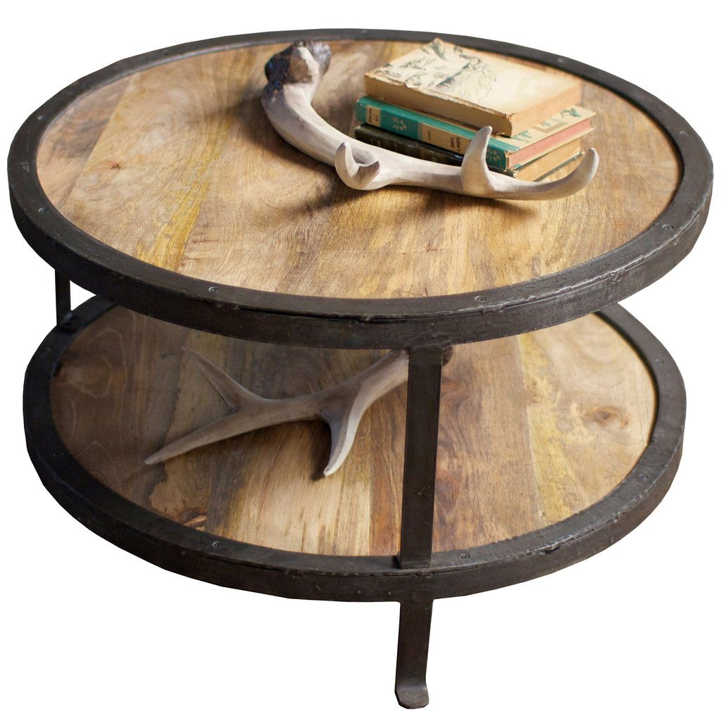 46++ Wood and metal coffee table set trends