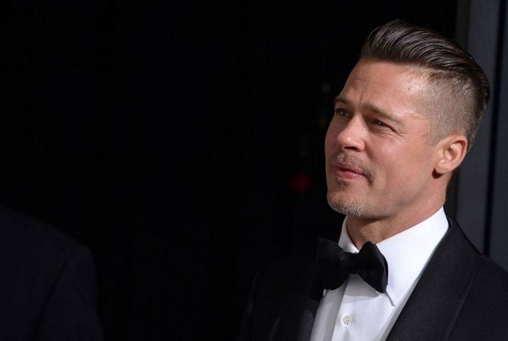 30 Cool And Different Brad Pitt Hairstyles 2014 | Haircut ...