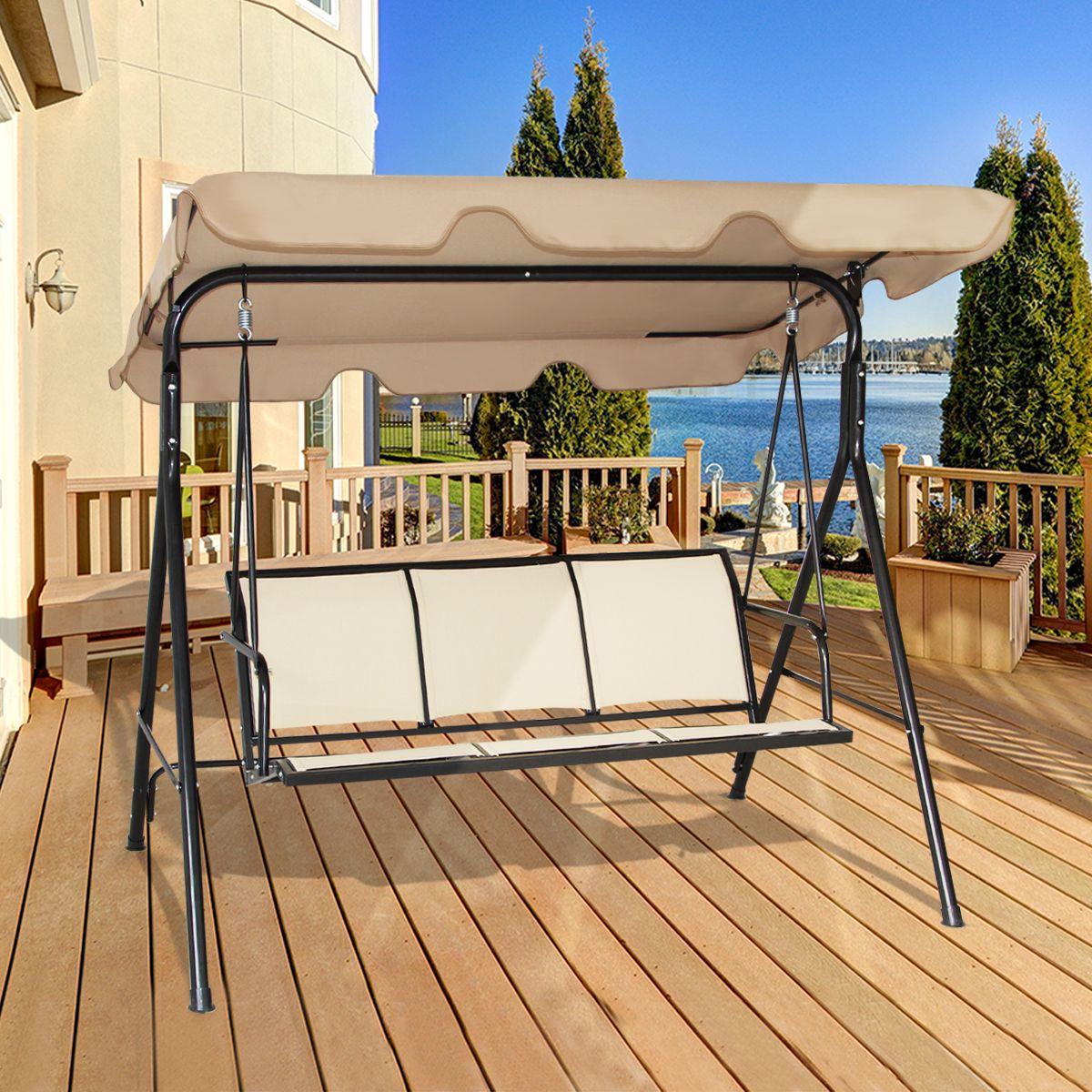 Sedie A Dondolo Per Terrazzo questa #sedia a #dondolo ha un disegno #moderno e #semplice