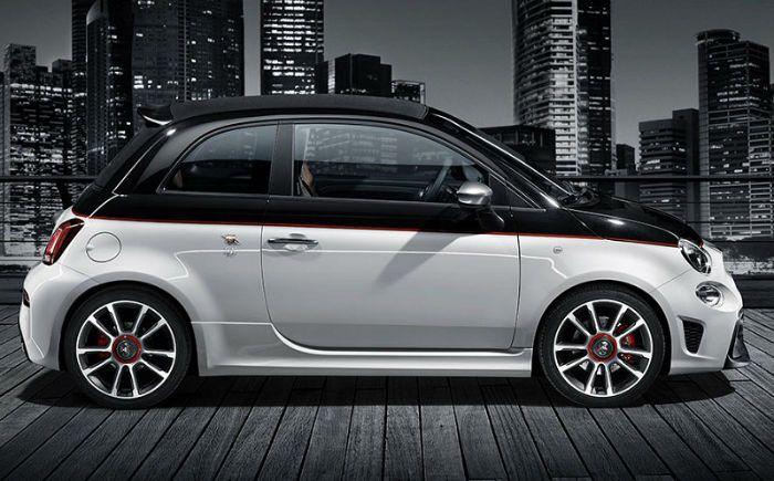 2017 Fiat 500 Abarth 595 Voiture
