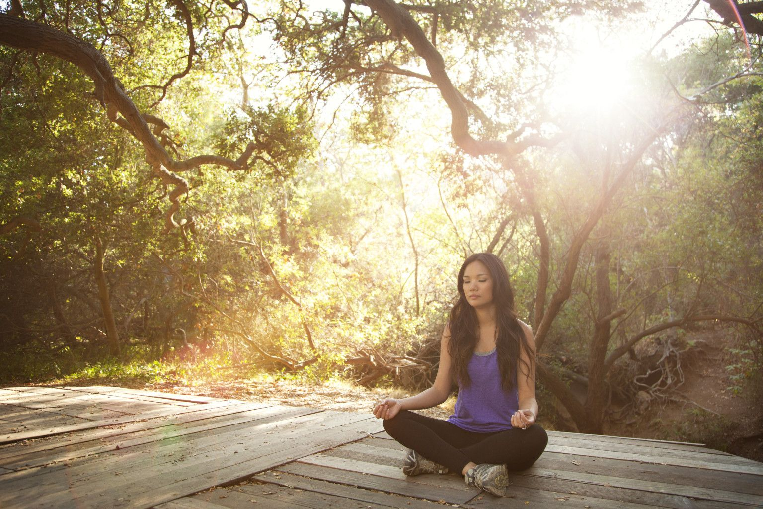 7 steps to ease into #meditation