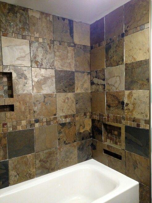 bathroom tile sealer slate tile after sealer and before grout the chosen ones