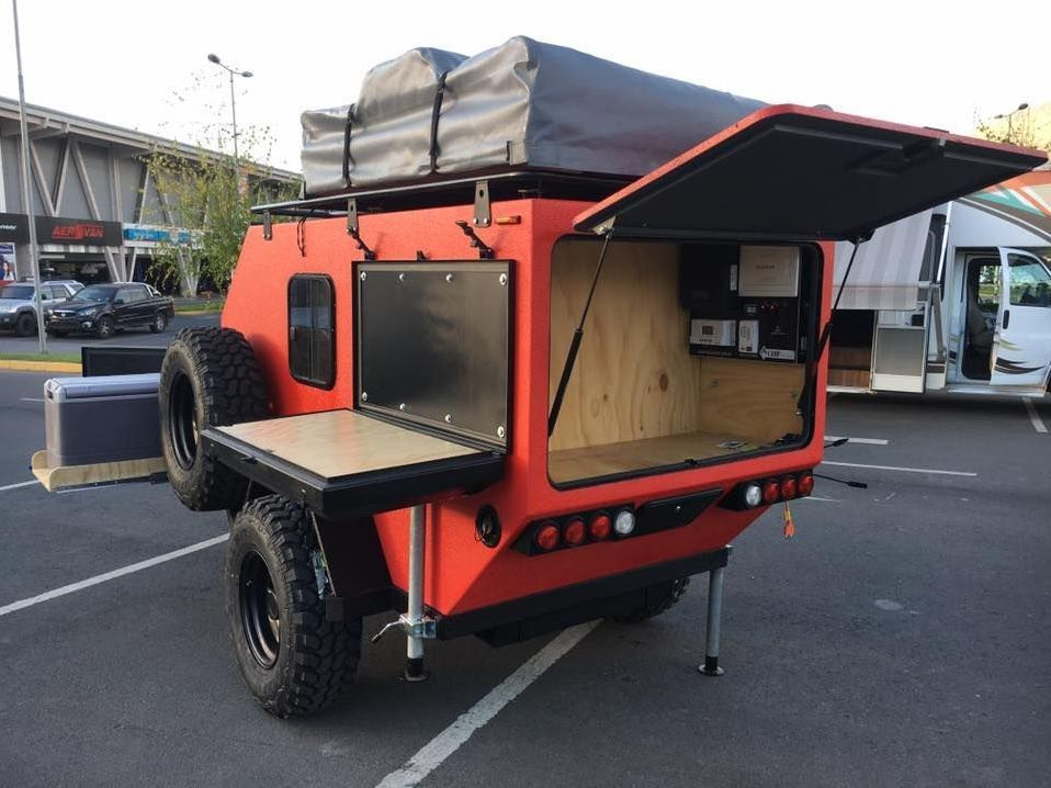 Get The Best Small Camping Trailers For Your 2017 Camping Tripsfacebookinstagramtwitter Small Camping Trailer Off Road Camper Trailer Expedition Trailer