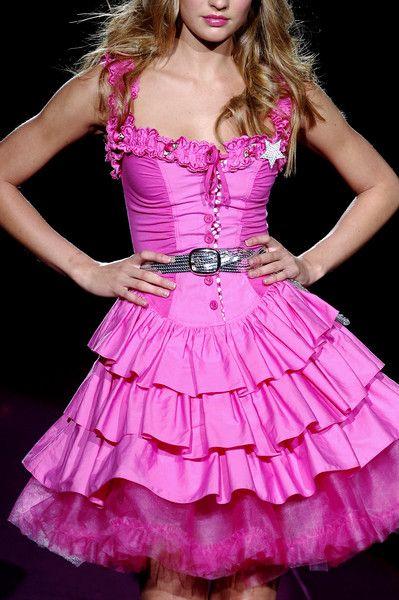 Betsey Johnson - New York Fashion Week Spring, 2008