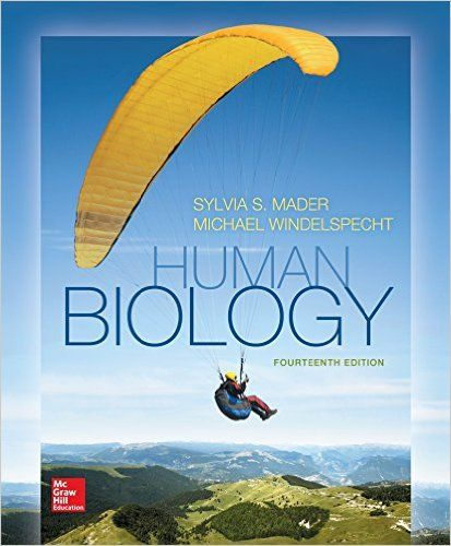 Human biology 14 edition 14th edition test bank dr windelspecht human biology 14 edition by sylvia mader instructors consistently ask for a human biology textbook that helps students understand the main themes of biolo fandeluxe Choice Image