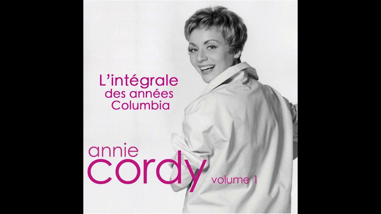 Annie Cordy 1952 dieulois